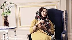 مصاحبه با طراح پروانه ص...