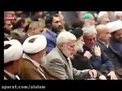 نظر سردار قاسم سلیمانی ...