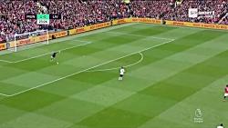 گل دوم منچستر یونایتد ب...