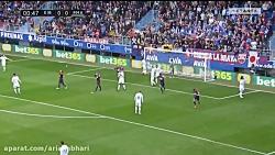 نجات رئال مادرید توسط کریستیانو رونالدو
