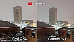 مقایسه دوربین گلکسی اس ...