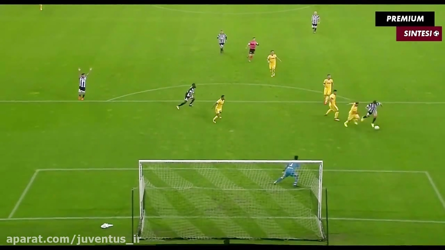 Udinese vs Juventus 2:6 All Goals Highlights