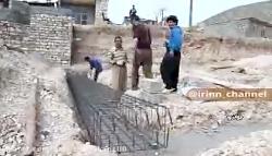 روند بازسازی مناطق زلز...
