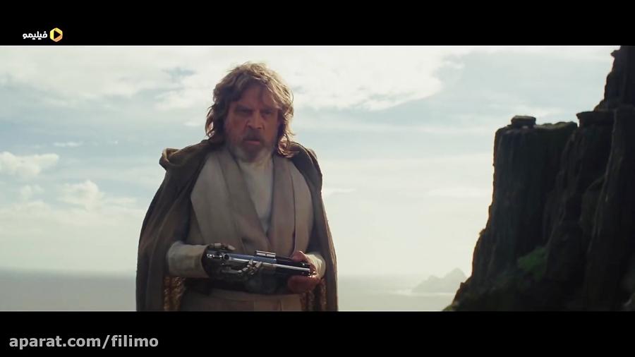 آنونس فیلم سینمایی جنگ ستارگان: آخرین جدای