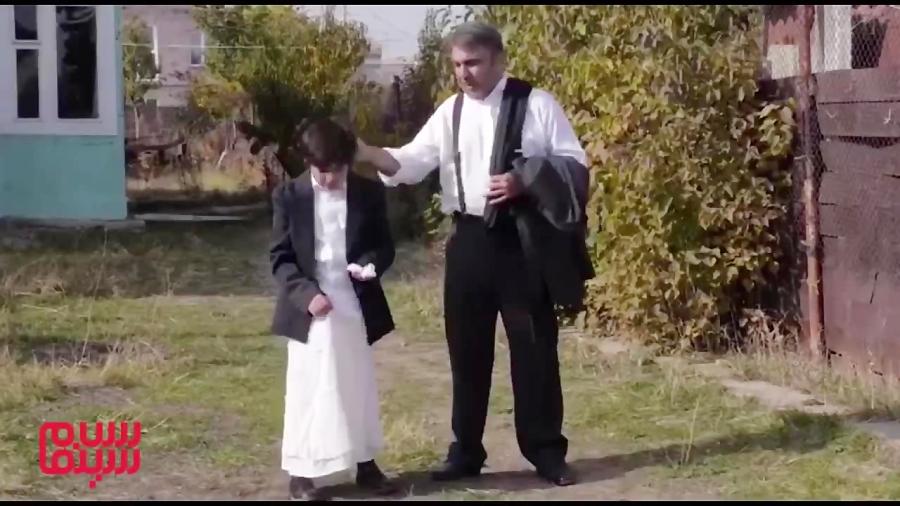 اولین پشت صحنه از «مصادره» به کارگردانی مهران احمدی