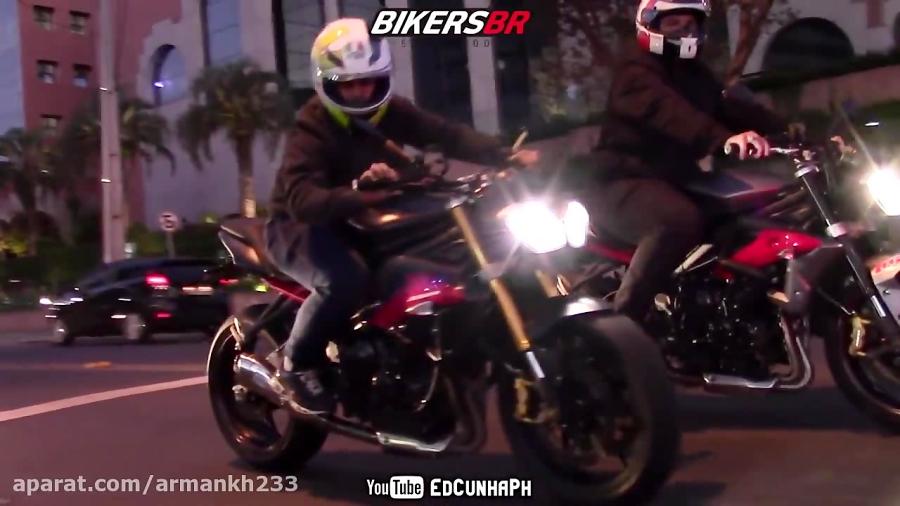 Burnout e RL de S1000RR, Superbikes e Nakeds Acelerando! - BIKERS #129