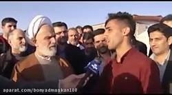 بازدید آیت الله عراقی ا...
