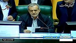 علی ربیعی وزیر کار و رف...