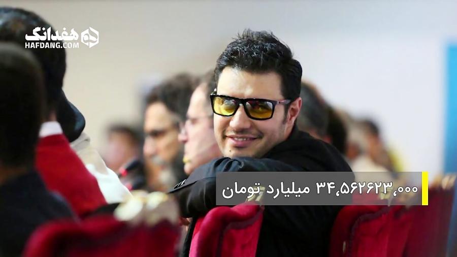 جواد عزتی؛ مرد 35 میلیاردی سینمای ایران