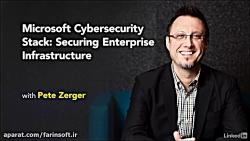 فیلم آموزش Microsoft Cybersecurit...