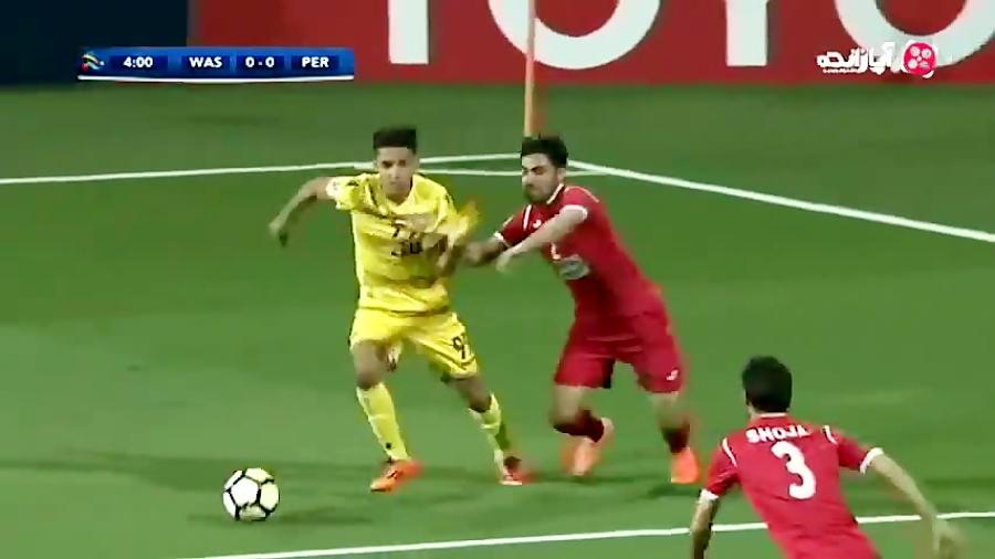 خلاصه بازی الوصل امارات 0-1 پرسپولیس