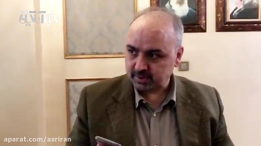 توضیحات مدیرکل دفتر شهردار درباره استعفای نجفی