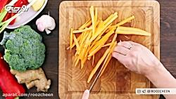 آشپزی با مرغ؛ طرز تهیه ...