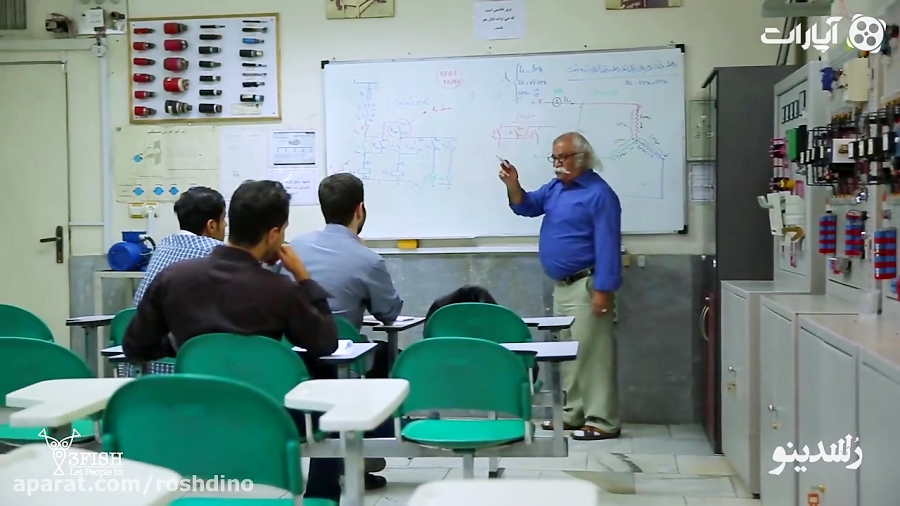 رشدینو 2 : چطوری مجتمع فنی تهران 30 سال پابرجا ماند؟