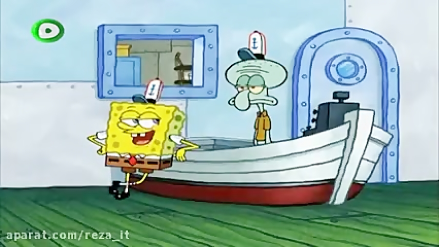 باب اسفنجی SpongeBob قسمت 164 دوبله فارسی