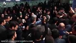 دیدار اخیر سردار سلیمانی با خانواده شهدای کرمان