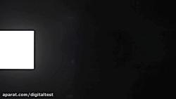 تست تاریکی موضعی تلویز...