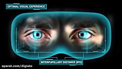 فناوری ردیابی چشم Tobii د...