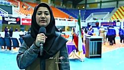 لیگ برتر بانوان | نماینده تهران ۳ - ۰ سالوت
