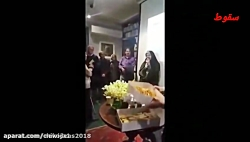 رقص جنجالی فائزه هاشمی !!! (HD)