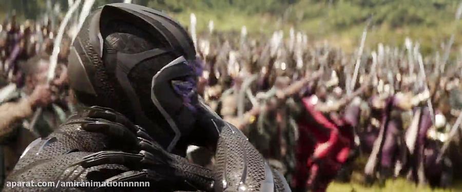 تریلر جدید فیلم انتقام جویان : جنگ بینهایت