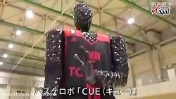 ربات بسکتبالیست هم از ر...