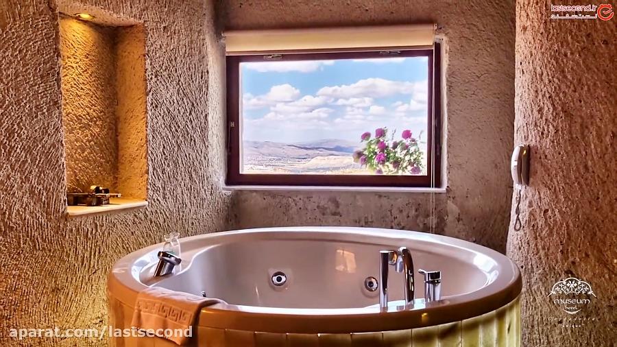 با بی نظیر ترین هتل ترکیه آشنا شوید