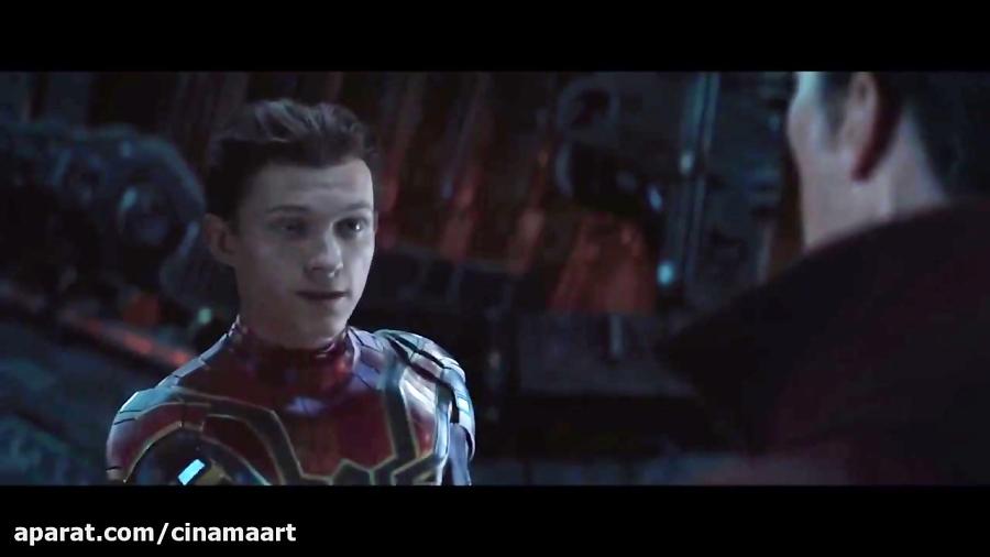 AVENGERS INFINITY WAR Final Trailer (Extended) Marvel