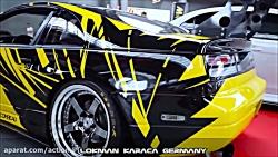 نمایشگاه خودرو های فول ...