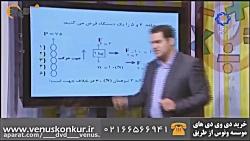 تدریس مبحث قانون دوم نیوتون فیزیک کنکور - استاد مهدی یحیوی - موسسه ونوس