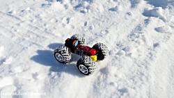 یادگیری ساختنی علمی ساده: ساخت ماشین دوقسمته!
