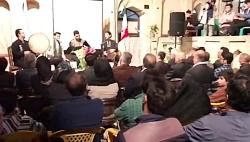 اجرای موسیقی سنتی در خا...