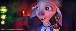 انیمیشن داستان یک جنگج...