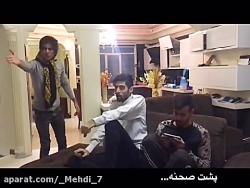 کلیپ طنز مهدی محمودی پش...