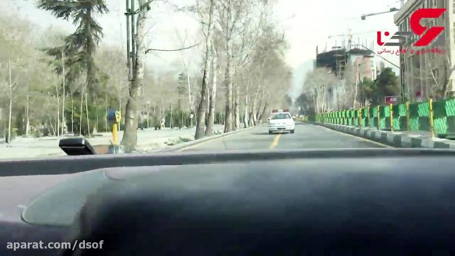 گفتگو با مرد عنکبوتی که به خانه قاضی تهرانی دستبرد زد