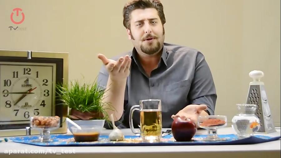 پای سفرۀ هفت سین، چایی نبات فراموش نشه!