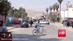 انفجار موتورسیکلت بمب ...
