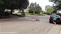 10 لحظه نجات کودکان بازی...