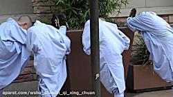 STCC students performing Qi Xing Quan at S...