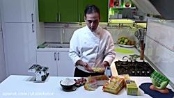 [ آشپزی ایتالیایی] طرزتهیه پاستای تازه (پاستای خونگی)