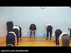 کلاس هنرهای رزمی(جیت کا...
