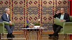 رامبد و جناب خان در دور...