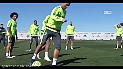 Cristiano Ronaldo • Skills  Training and...