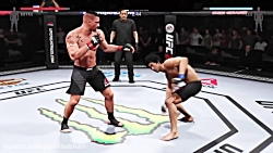 Yuri Boyka Vs Bruce Lee 2 EA Sports UFC 2