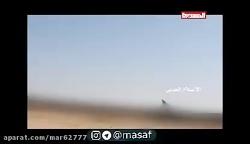 انهدام جنگنده F15 عربستا...