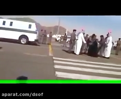 گردن زدن علنی یک زن در ع...