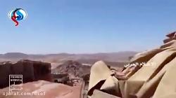 فرار تانک های سعودی زیر...