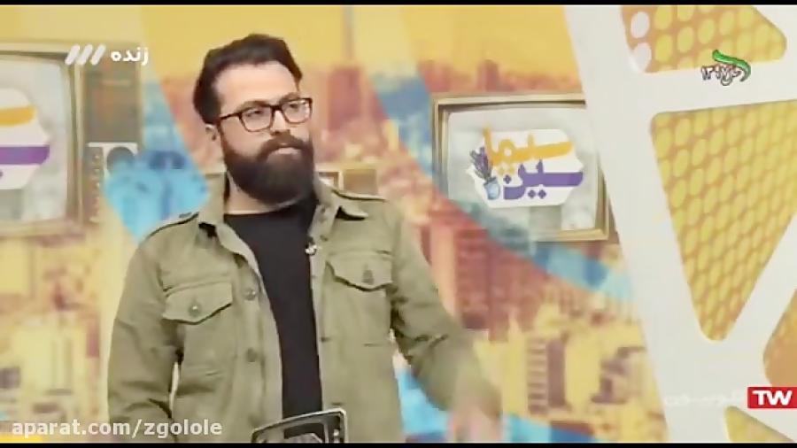 عزیزی کارگردان ضدگلوله نامزد بهترین مسابقه تلویزیون