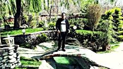 کلیپ «زلف بر باد بده» با صدای مجید اخشابی