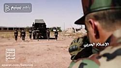 شلیک موشک نسل جدید ارتش...